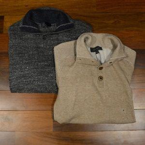 Express + Gap Sweater Lot